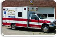 Ambulances - Type I, Type II, Type III and Type IV Ambulances